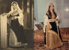 Jewish women in Morocco wore the Traje de Berberisca at their weddings up until the end of the nineteenth century.