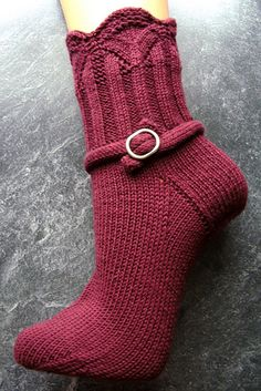 Only a video tutorial for socks