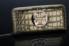 Tory Burch Croco Zip Around Wallet Gold Tory Burch Boots, Tory Burch Sandals, Tory Burch Bag, Tory Burch Outlet, Bags 2015, Black Friday Deals, Zip Around Wallet, Purses, Gold