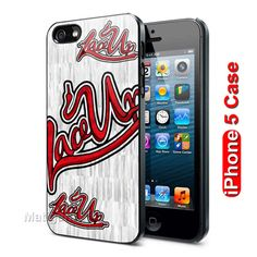 Kelly Lace Up Custom iPhone 5 Case Cover
