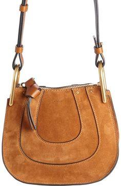 ab5f22aa3b5e Chloé  Large Hayley  Calfskin Suede Crossbody Bag available at  Nordstrom  Chloe Bag