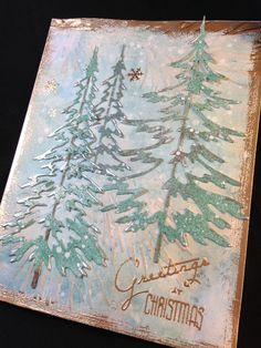 sarascloset: 12 Tags of Christmas- Funkie Junkie Style Week 2 Christmas Cards 2018, Homemade Christmas Cards, Xmas Cards, Christmas Greetings, Homemade Cards, Holiday Cards, Holiday Ideas, Christmas 2017, Christmas Drawing