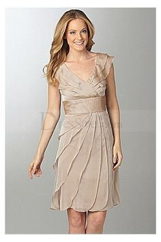 Soft Chiffon Dress for Mother of the Bride - Also in Watermelon