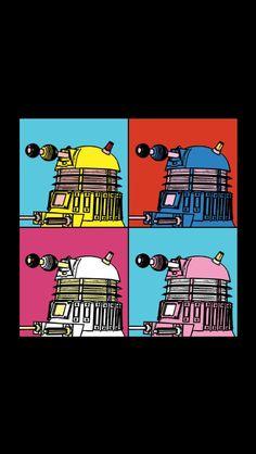 Pop Dalek