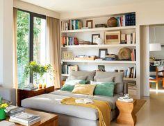 adelaparvu.com despre amenajare casa mica in tonuri naturale, design interior Carlos Baladia, Foto ElMueble (5)
