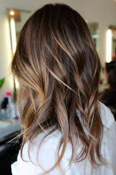 Lovely Hair Highlight Ideas  #HairHighlights