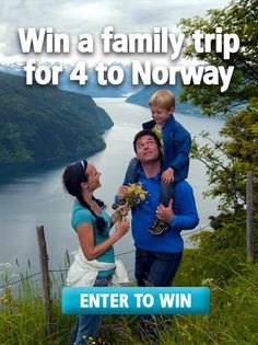 Take the kids to Norway in 2015 - because it's so much fun!