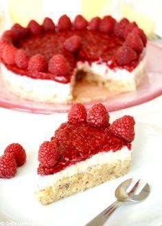 Cheesecake Vegan fra