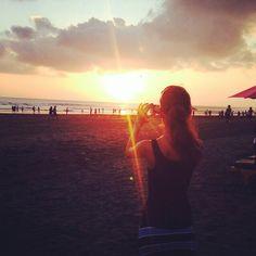 #bali #summer #memories #sunset #beautiful #inspiration #followme #picoftheday #Padgram