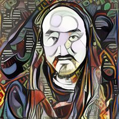 Thank you @steveaoki for checking out our little app at #ces2017 Making a video like this for you would be our dream project!  #pikazoapp #pikazo #djlife #djstyle #neuralart #neuralstyle #amazingpoweredbyintel #musicvideo #artapp #steveaoki #djsteveaoki #artapp #freeapp