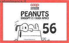 Peanuts Snoopy e i suoi amici: Retro Figurina n. 56 -