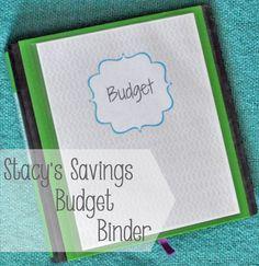 Stacy's Savings Budget Binder