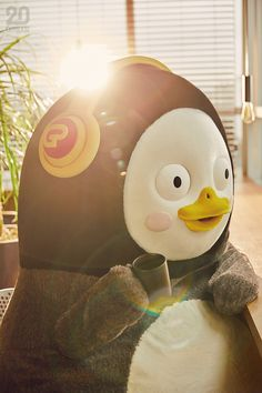 Kawaii Wallpaper, Disney Wallpaper, Iphone Wallpaper, Degu, Cute Dolls, Cute Wallpapers, Tweety, Penguins, Cartoon