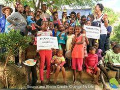 Change 1s Life #FridayFund #Fundraising #Giving
