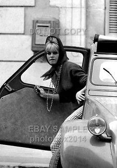 Brigitte Bardot - Exclusive Rare Photo 20x27 Ref 058