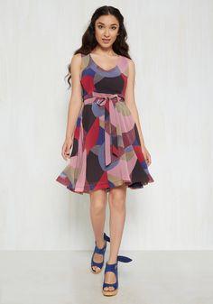Panache Priority A-Line Dress, #ModCloth
