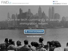 11 kwietnia 2013 roku Mark Zuckerberg, założyciel i główny udziałowiec portalu społecznościowego Facebook wraz z innymi liderami z Doliny Krzemowej, powołał do życia polityczną grupę, której celem ma być dążenie do zmiany obecnej polityki imigracyjnej USA, aktywne działania na rzecz edukacji oraz inicjowanie inwestycji na polu badań naukowych. Czy zatem jest to początek politycznej kariery Facebooka i jego założyciela?
