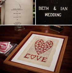 Real Wedding: Beth + Ian's Brooklyn Wedding