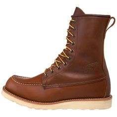 "Men's Red Wing 8"" Classic Oro Iginal Leather Boot 877"