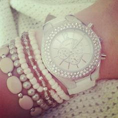 Watch Bracelet Combination Jewelry Box Cute Jewelery