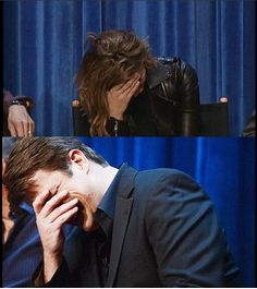 Nathan Fillion and Stana Katic's in-sync reaction to a Martha-esque quip from Susan Sullivan