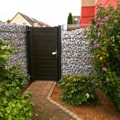 Die 61 Besten Bilder Von Sichtschutz Zaune Garden Fencing Home
