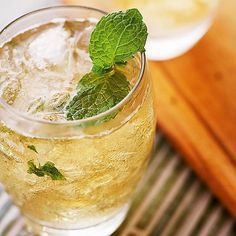 Think mint juleps are difficult? Think again! You're three ingredients away (four, if you count ice cubes) from a clinking glass of this classic cocktail./