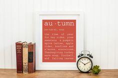 Autumn Definition Ar