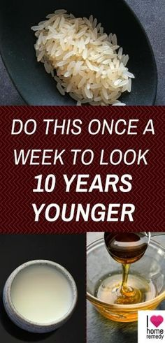 You can now throw out the stigma that looking 10 years younger will cost you an arm and a leg. All you have to do is follow these simple traditions that have been around for thousands of generations (that means no needles or shots!). The best part is that all these ingredients can be found right in your own kitchen! Use this recipe once a week and your friends and family will be begging you for your secrets! by shauna