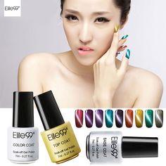 Elite99 UV LED Nail Gel Cat Eye Gel 3D Nail Polish Professional Manicure Kit  1 Color Without Magnet Stick Gel Lacquer Varnish