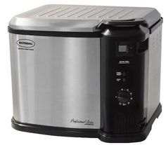 Buy this Masterbuilt 23011114 Butterball Indoor Electric Turkey Fryer with deep discounted price.