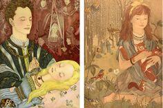 A Tribute to Adrienne Ségur, by Terri Windling, Journal of Mythic Arts, Endicott Studio