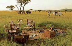 Africa on it's best