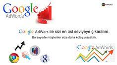 Google AdWors ile arama motorlorında sizi en üst seviyeye taşıyalım.. http://www.nethareket.com/google-reklam.php …