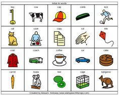 Printables Speech Therapy Worksheets language initials and student centered resources on pinterest