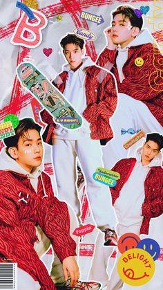 Exo Kokobop, Kpop Exo, Baekhyun Fanart, Chanyeol, Kyungsoo, Exo Ot12, Chanbaek, Exo Stickers, Exo Red Velvet