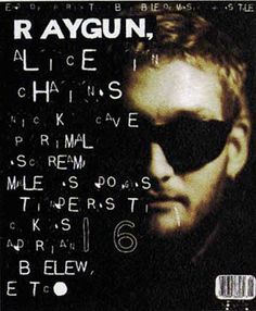 Ray Gun - Alice in Chains