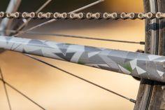 Kelli's Stinner 'Cross Bike with Airglow Paint | The Radavist
