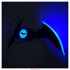 Lampka Batman 3D - Batarang