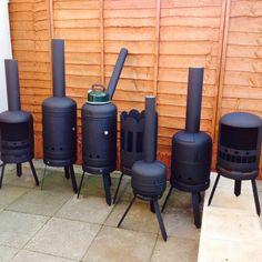 Gas bottle wood / log burners | United Kingdom | Gumtree                                                                                                                                                      More