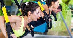 If you haven't tried suspension training yet, now's the time to see what it's all about. - Fitnessmagazine.com