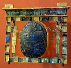 Egypt scarab  Louvre Museum