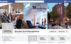 facebook fanpage Bronder interior design, Ennigerloh