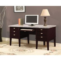 Murphy Writing Desk | Wayfair