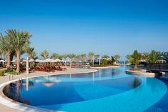 Waldorf Astoria Ras Al Khaimah swimming pool