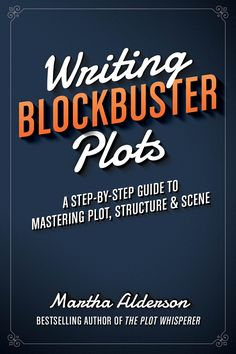 Writing Blockbuster Plots: A Step-by-step Guide To Mastering Plot, Structure, And Scene by Other The book is related to genre of languages format of book Fiction Writing, Writing Advice, Writing Resources, Writing Help, Writing A Book, Writing Ideas, Writing Quotes, Writing Humor, Writing Software