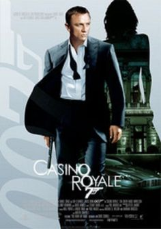 James Bond - CASINO ROYALE - Love Daniel Craig and absolutely adore Eva Green as Vesper Lynd she made the perfect match for Bond. Daniel Craig, Craig James, Casino Royale Movie, Casino Royale Dress, James Bond Casino Royale, James Bond Movie Posters, James Bond Movies, Judi Dench, Casino Night Party