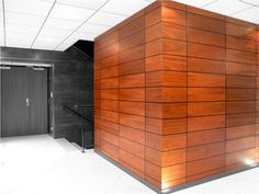 Modern Wood Walls rooms with wood panel walls | home › decorations › 22 incredible