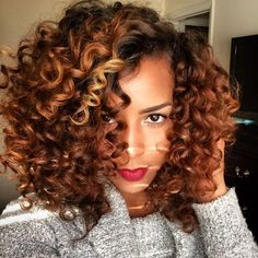 Create Heatless Wand Curls Using Flexirods - Pay attention To Technique And Product  Read the article here - http://www.blackhairinformation.com/general-articles/hairstyles-general-articles/create-heatless-wand-curls-using-flexirods-pay-attention-to-technique-and-product/