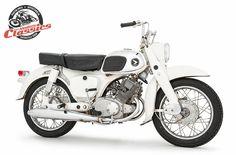 1966 Honda CA160 Touring